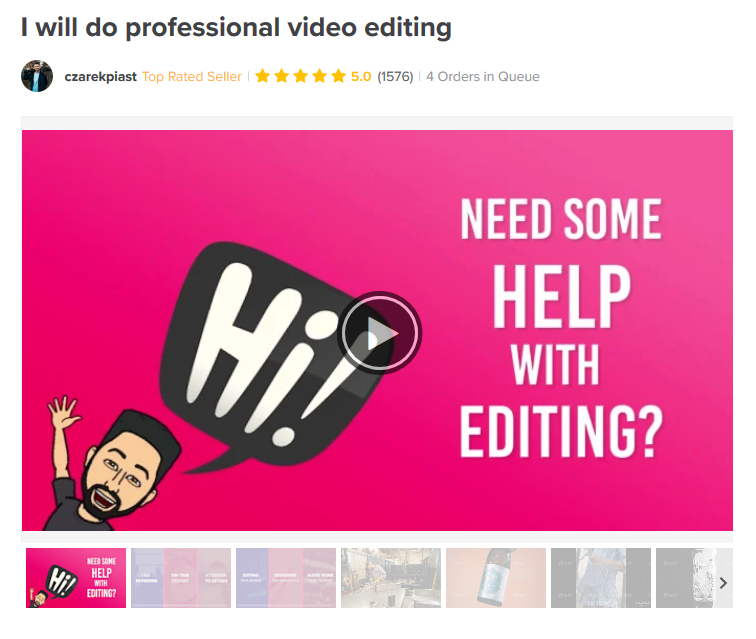 Screenshot_2020-08-21 czarekpiast I will do professional video editing for $50 on fiverr com